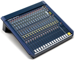 16-Channel Audio Mixer