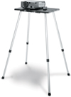 Projection Stand with Telescoping Aluminum Legs