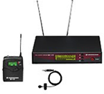 UHF Wireless Lavaliere Microphone System